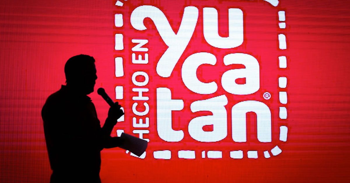 Inauguración del evento Business to Business Hecho en Yucatán